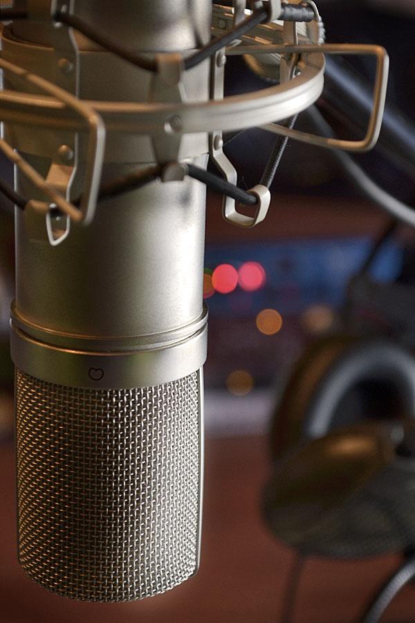 REklama dźwiękowa, radiowa, studio nagrań, jingle, bank głosów